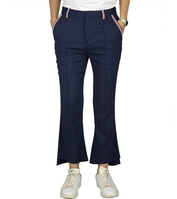 شلوار کتان زنانه دمپا آزاد جوتی جینز Jooti Jeans