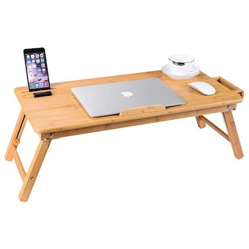 میز لب تاپ چوبی راش  