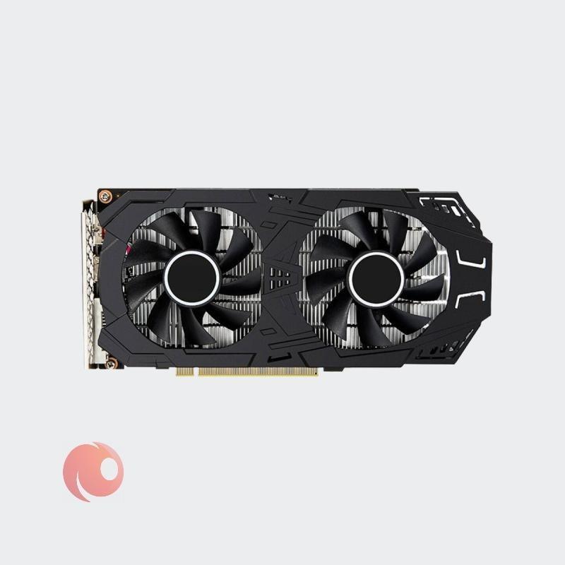 تصویر کارت گرافیک Qixiang مدل Nvidia GTX 1050Ti حافظه 4 گیگابایت کارت گرافیک Qixiang مدل Nvidia GTX1050ti با حافظه 4 GB