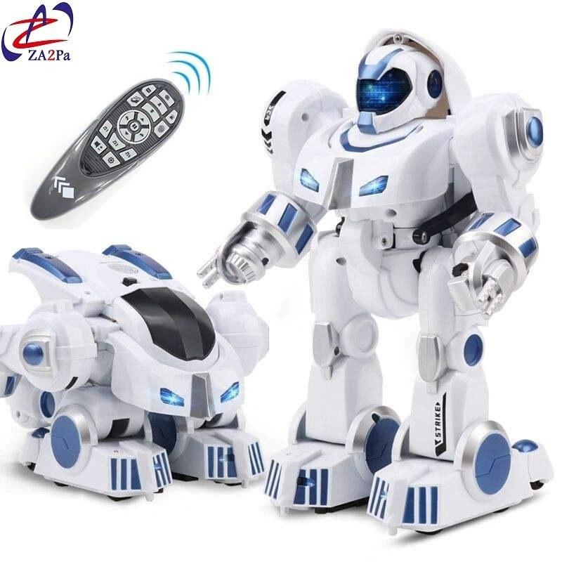 تصویر ربات هوشمند کنترلی ترنسفورمر مدل K4