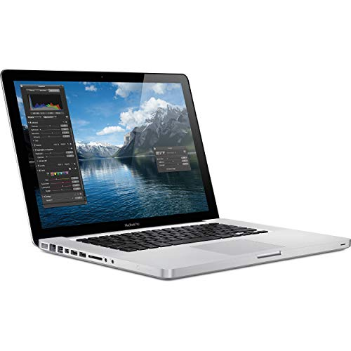 عکس Apple MacBook Pro 15.4in MC371LL / A، Intel Core i5 2.4GHz، 8 GB RAM، 1TB HDD - Silver (تجدید شده)  apple-macbook-pro-154in-mc371ll-a-intel-core-i5-24ghz-8-gb-ram-1tb-hdd-silver-تجدید-شده