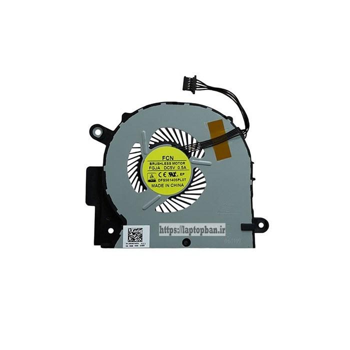 تصویر فن لپ تاپ لنوو Lenovo IdeaPad 500-15_Z51-70 اورجینال Fan Laptop Lenovo IdeaPad 500-15_Z51-70-ORG