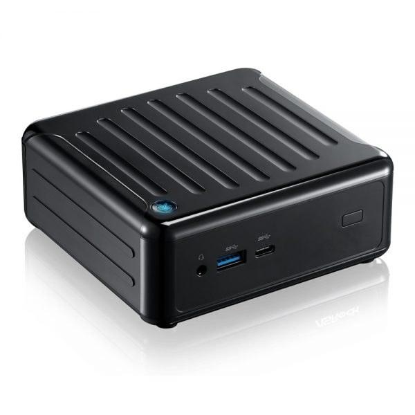 تصویر کامپیوتر کوچک ازراک مدل Beebox-S 6100U