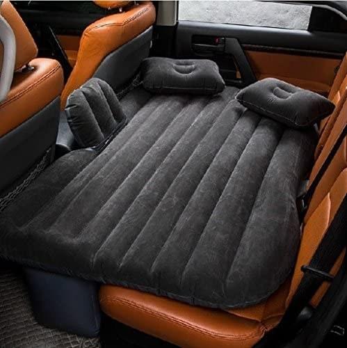 عکس مسافرت خودرو تورم یا باد کردن هوا تشک کمپینگ کمپینگ جهانی SUV تمیز کننده هوا با دو بالش هوا FBSPORT Car Travel Inflatable Mattress Air Bed Cushion Camping Universal SUV Extended Air Couch with Two Air Pillows مسافرت-خودرو-تورم-یا-باد-کردن-هوا-تشک-کمپینگ-کمپینگ-جهانی-suv-تمیز-کننده-هوا-با-دو-بالش-هوا