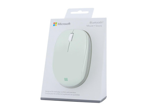تصویر ماوس مایکروسافت Microsoft Mouse Bluetooth® Mouse mint NEW