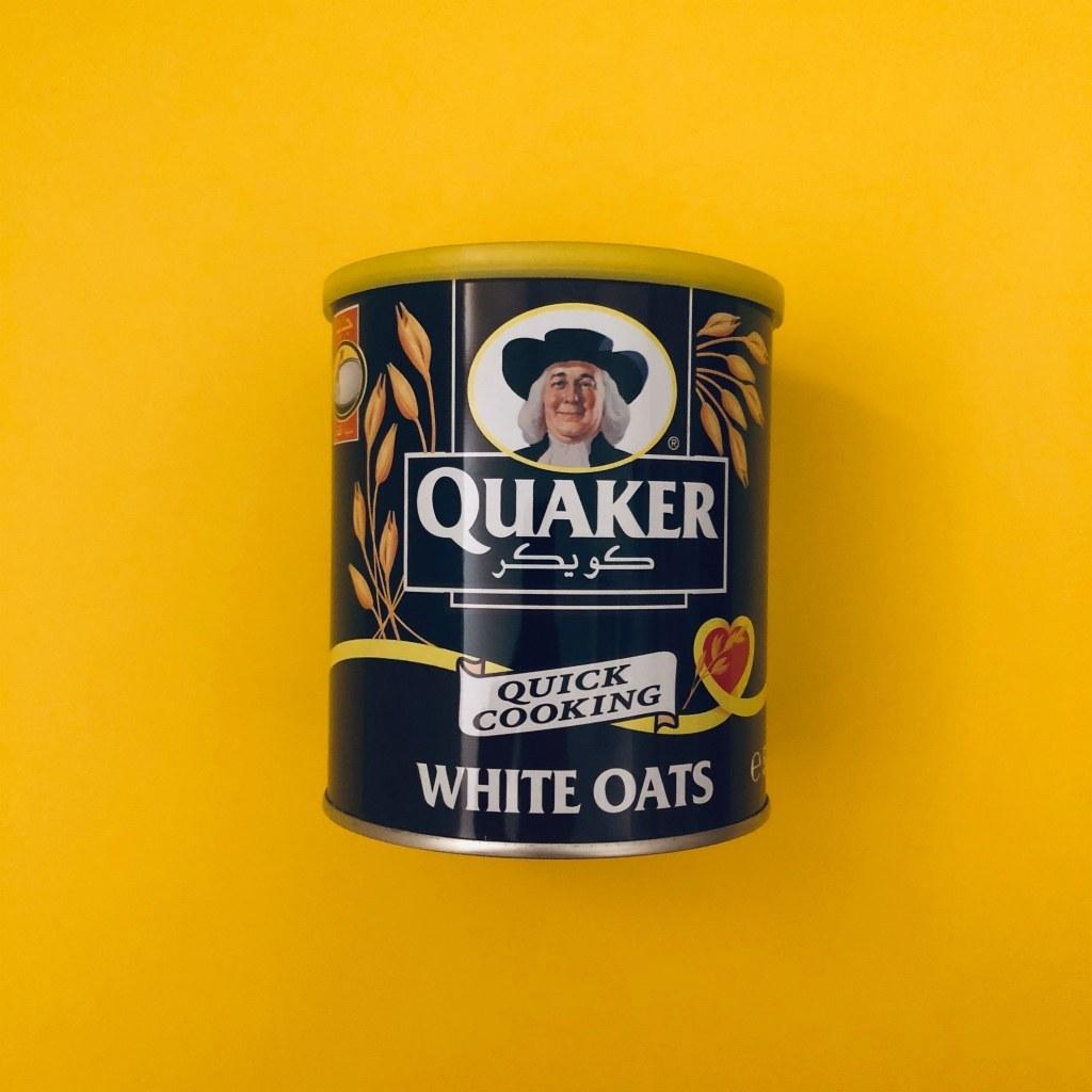 عکس جو دوسر کواکر 500گرمی Quaker White OATS  جو-دوسر-کواکر-500گرمی-quaker-white-oats
