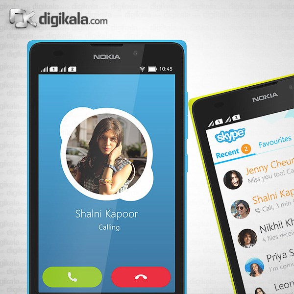 img گوشی نوکیا ایکس ال | ظرفیت 4 گیگابایت Nokia XL | 4GB