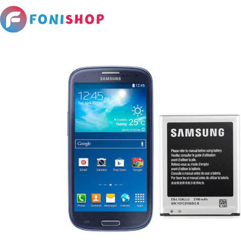 تصویر باتری اصلی سامسونگ گلکسی Galaxy I9301I S3 Neo