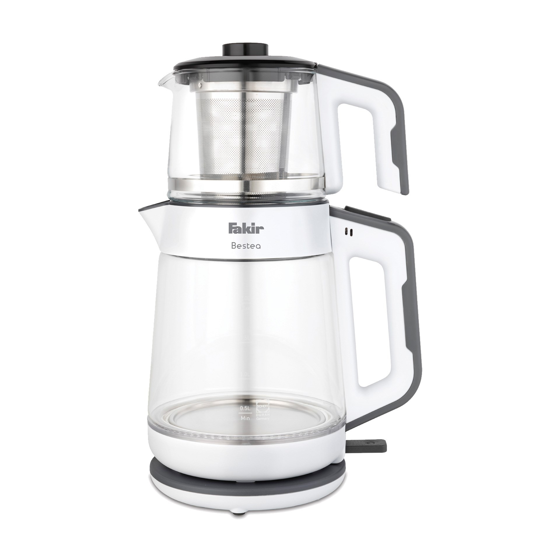 تصویر چای ساز فکر مدل BESTEA Fakir BESTEA Tea Maker