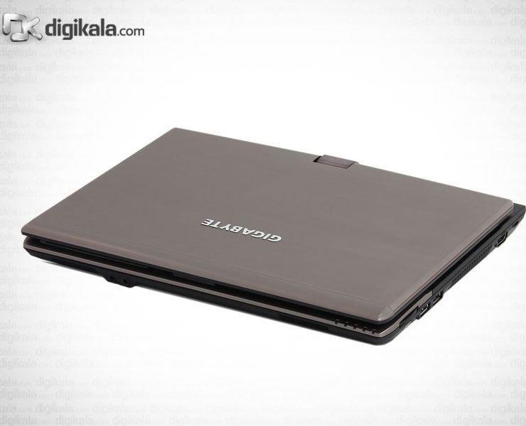 img لپ تاپ ۱۱ اینچ گیگابایت T1125N Gigabyte T1125N   11 inch   Core i3   4GB   320GB   512MB