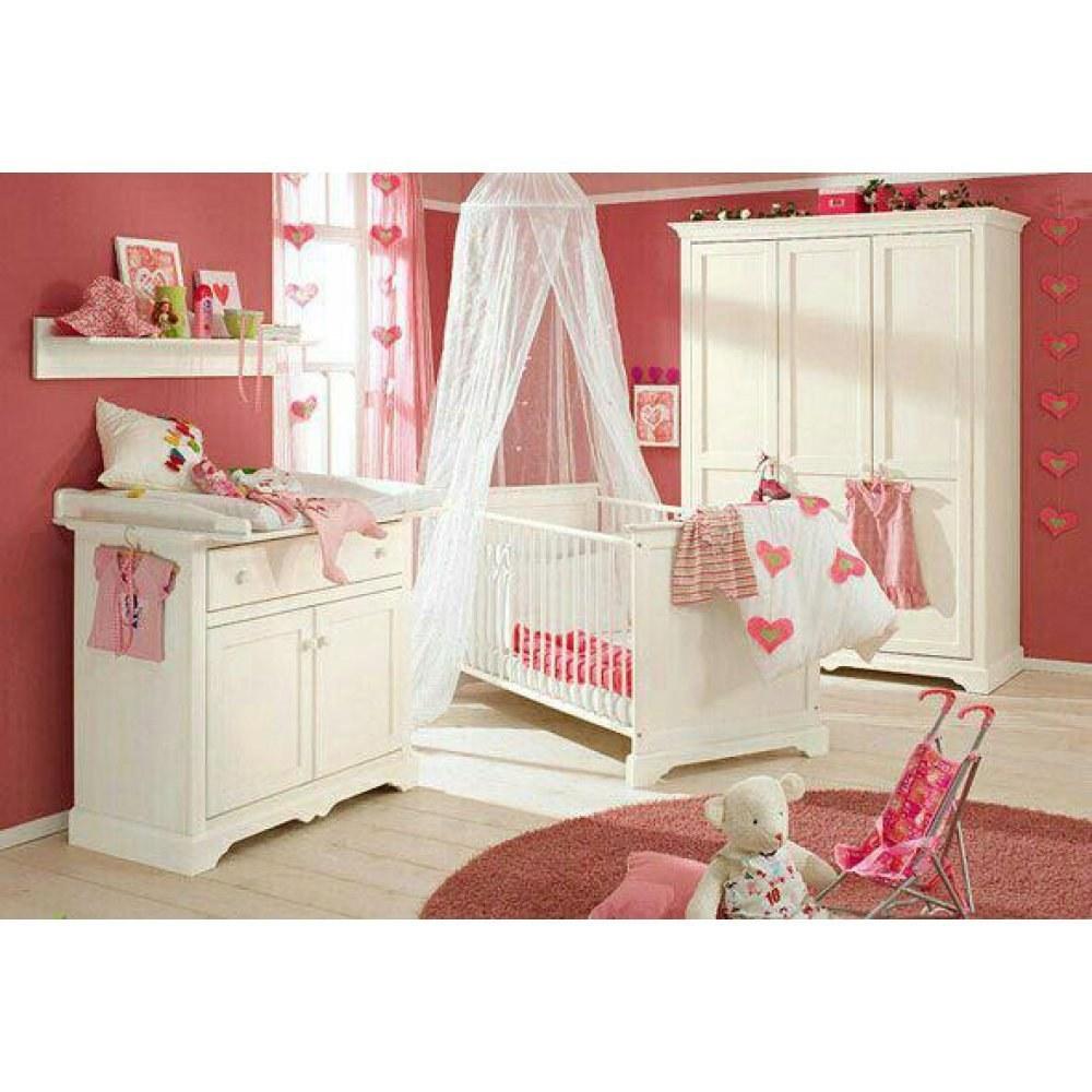 عکس تخت خواب نوزاد مدل آرامش  تخت-خواب-نوزاد-مدل-ارامش