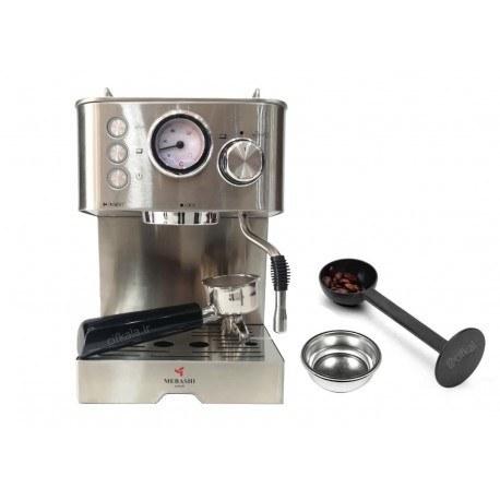 تصویر اسپرسوساز مباشی مدل ECM2014 Mebashi ECM2014 Espresso Machine