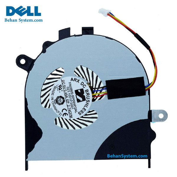 تصویر فن پردازنده لپ تاپ DELL Inspiron 7353