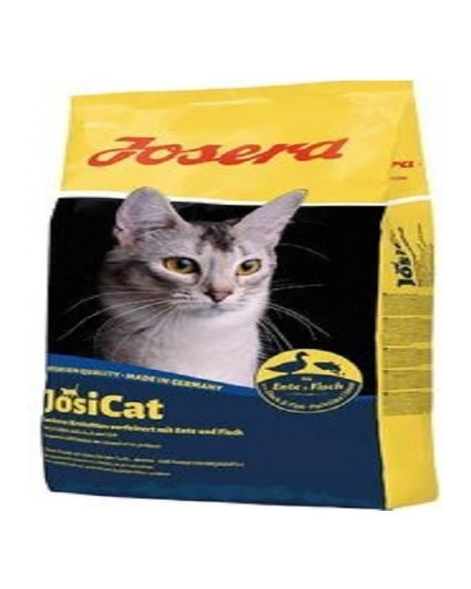 غذای خشک کلاسیک جوسرا مخصوص گربه با طعم ماهی و اردک وزن 10 کیلوگرم