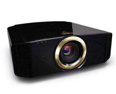 تصویر ویدئو پروژکتور جی وی سی JVC DLA-RS540U :  خانگی، 3D، روشنایی 1900 لومنز، رزولوشن 1920x1080 4K enhanced HD