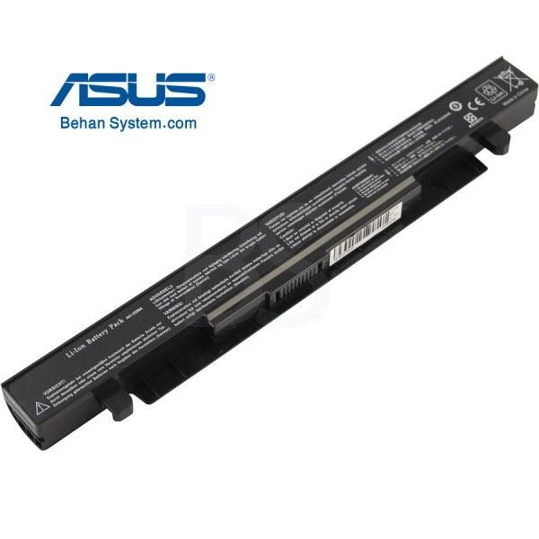 تصویر باتری 8 سلولی لپ تاپ ASUS مدل X552