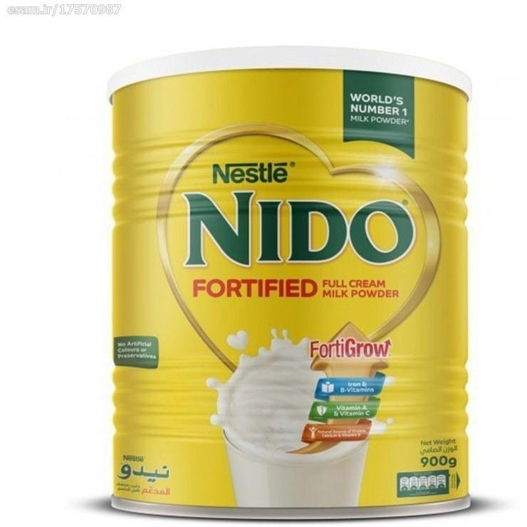شیر خشک نیدو NIDO مدل Fortified وزن 900 گرم