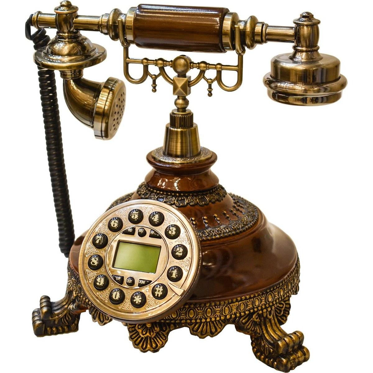 تصویر تلفن کلاسیک والتر مدل Z009