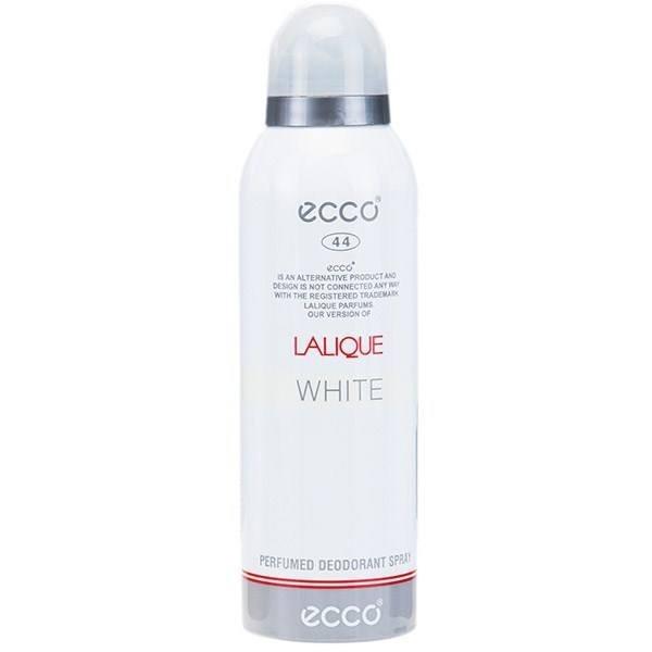 اسپری مردانه اکو مدل Lalique White حجم 200 میلی لیتر