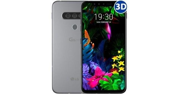 گوشی ال جی G8S ThinQ   ظرفیت 128 گیگابایت