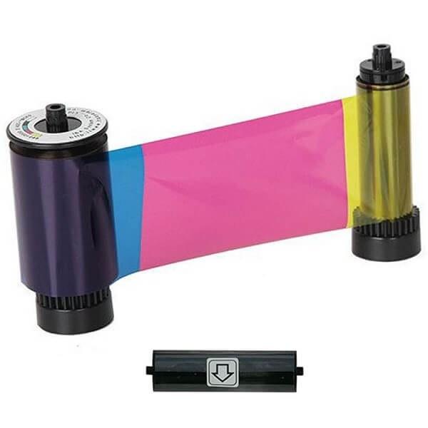 تصویر ریبون رنگی YMCKO مدل SMART-30
