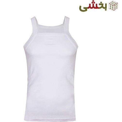 عکس زیرپوش رکابی مردانه مدل یقه خشتی سفید  زیرپوش-رکابی-مردانه-مدل-یقه-خشتی-سفید