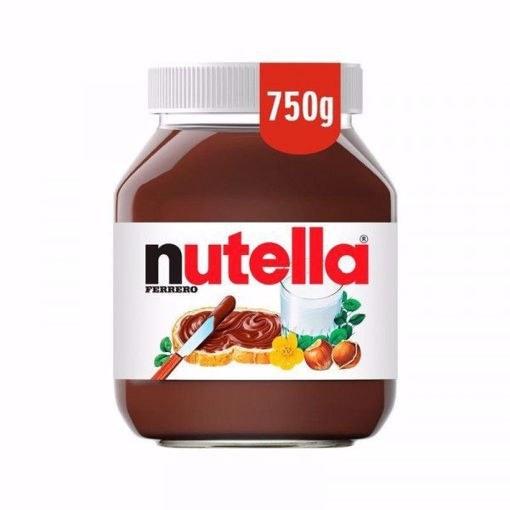 تصویر نوتلا 750 گرمی آلمان Nutella 750 g Germany