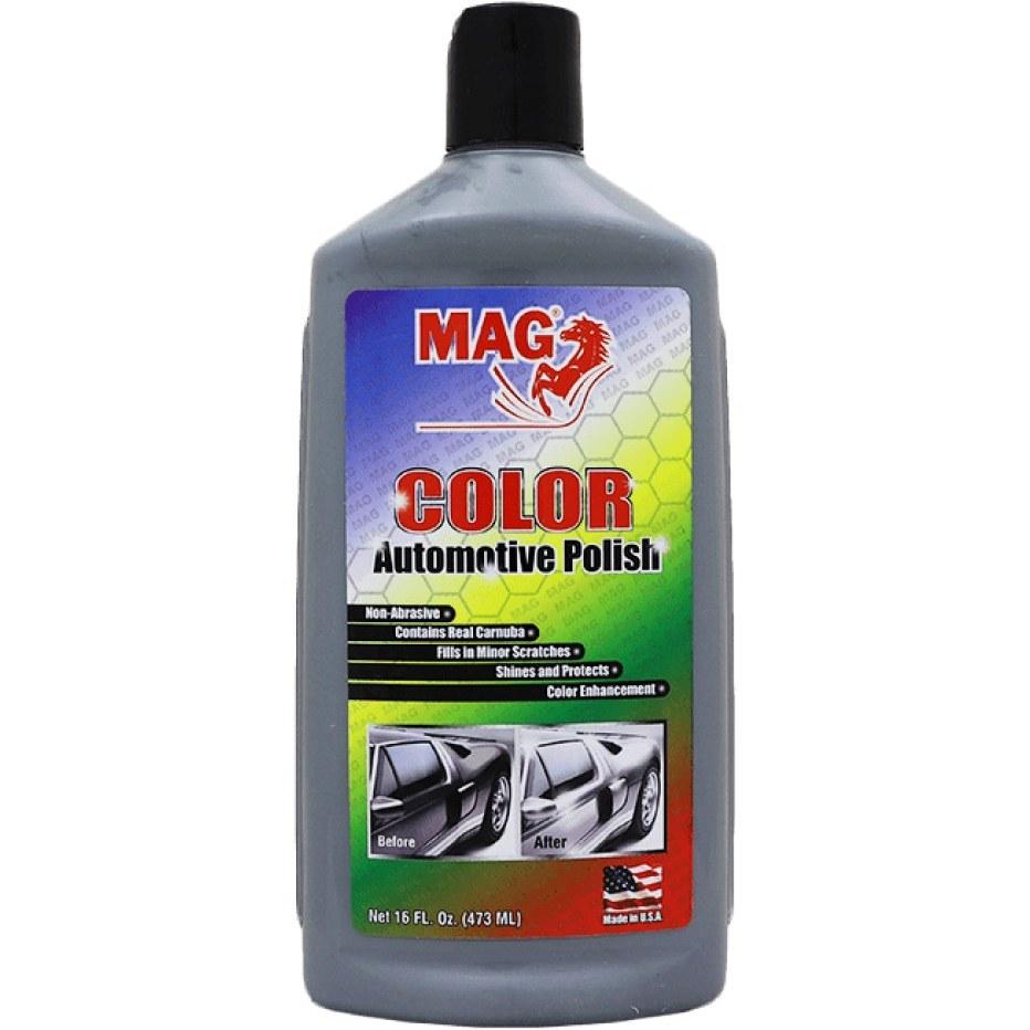 عکس پولیش و واکس رنگی طوسی مخصوص بدنه خودرو مگ-MAG  پولیش-و-واکس-رنگی-طوسی-مخصوص-بدنه-خودرو-مگ-mag