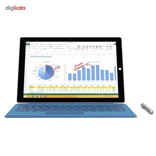 عکس تبلت مايکروسافت مدل Surface Pro 3 - A به همراه کيبورد ظرفيت 256 گيگابايت Microsoft Surface Pro 3 with Keyboard - A - 256GB Tablet تبلت-مایکروسافت-مدل-surface-pro-3-a-به-همراه-کیبورد-ظرفیت-256-گیگابایت 19