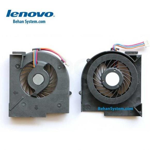 main images فن پردازنده Lenovo ThinkPad مدل T400S فن سه سیم 5 ولت