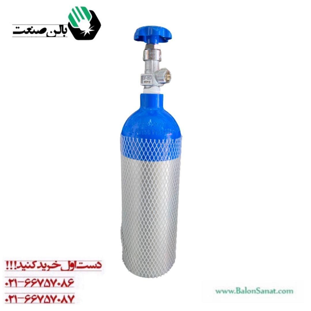 تصویر کپسول 2 لیتری چینی آلومینیوم