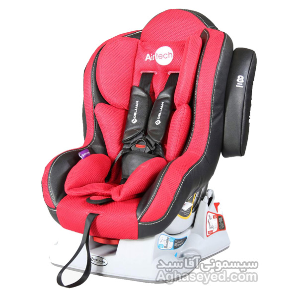 main images صندلی ماشین کودک دلیجان مدل ایر تچ کد00203154