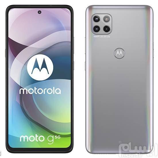 تصویر گوشی موتورولا Moto G 5G | حافظه 128 رم 6 گیگابایت Motorola Moto G 5G 128/6 GB