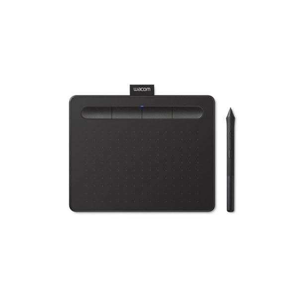 تبلت گرافیکی همراه با قلم دیجیتال وکام مدل Intuos Small ۲۰۱۸ CTL-۴۱۰۰ | Wacom Intuos Small 2018 CTL-4100 Graphic Tablet with Pen