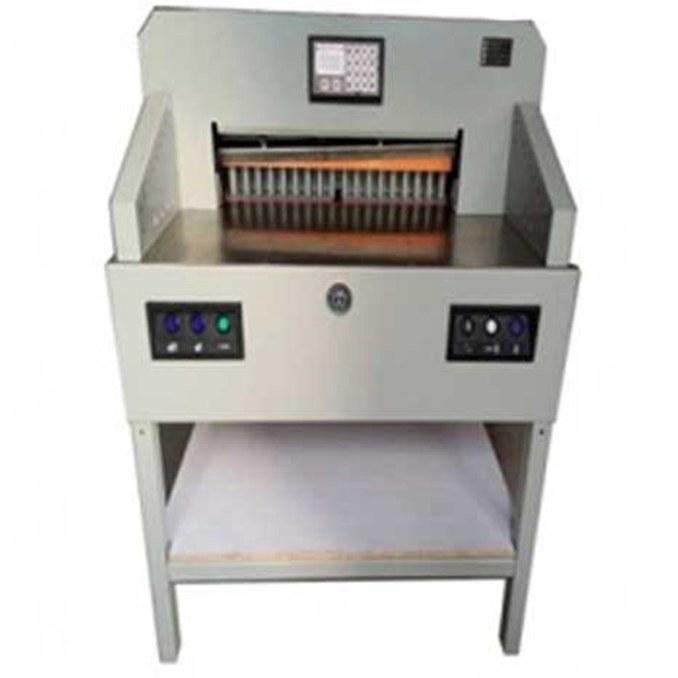 تصویر گیوتین برقی صنعتی مدل 7208PX اکس Industrial electric guillotine model 7208PX X.