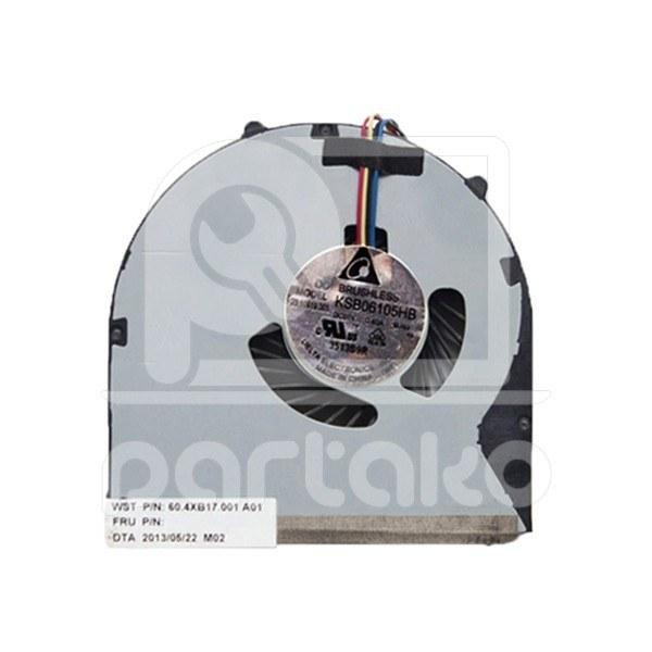 تصویر فن لپ تاپ لنوو Laptop Fan Lenovo Ideapad V580