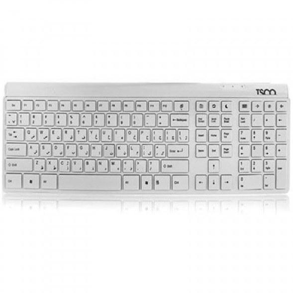 تصویر کیبورد باسیم تسکو مدل TK 8170N TSCO TK 8170N Wired Keyboard