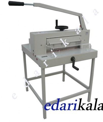 تصویر دستگاه برش کاغذ دستی SYSFORM 480D ا SYSFORM 480D Cutting Paper Machine SYSFORM 480D Cutting Paper Machine