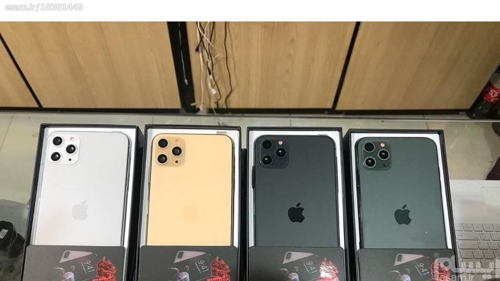 عکس گوشی طرح اصلی Apple11pro max با گارانتی  گوشی-طرح-اصلی-apple11pro-max-با-گارانتی