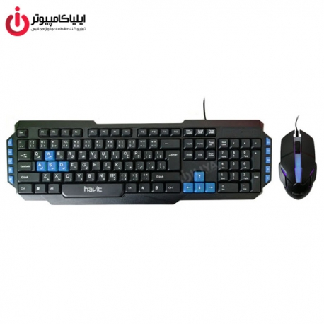 havit  KB254CM Keyboard & Mouse