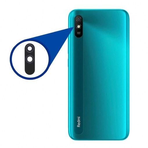 تصویر شیشه لنز دوربین گوشی موبایل Xiaomi Redmi 9A ا شیشه لنز دوربین گوشی شیائومی ردمی 9A شیشه لنز دوربین گوشی شیائومی ردمی 9A