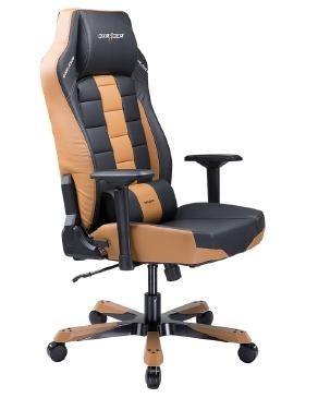 تصویر صندلی اداری دی ایکس ریسر سری باس مدل OH/BF120/NC چرمی Dxracer Boss Series OH/BF120/NC Leather Office Chair