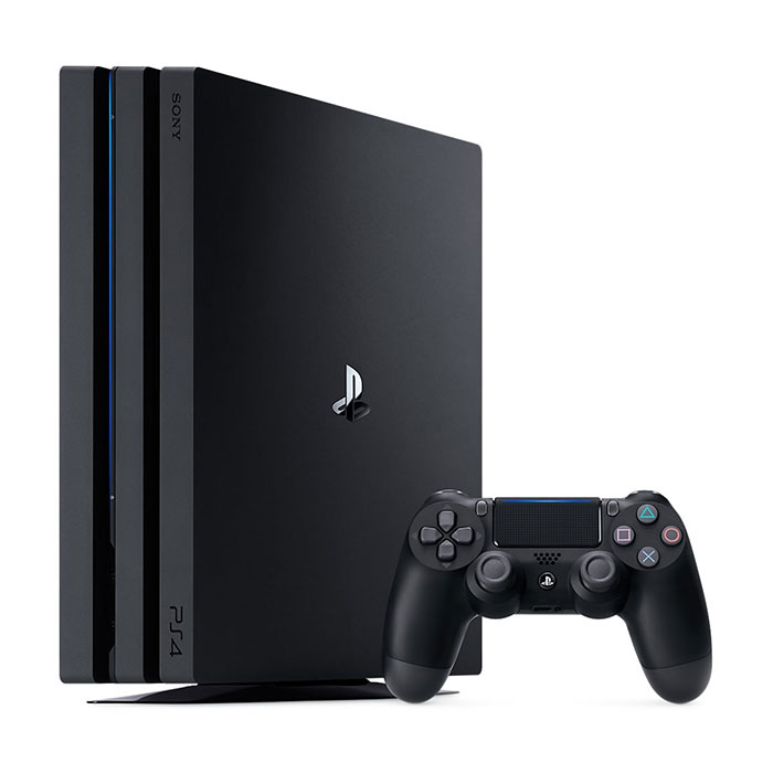 کنسول سونی مدل PlayStation 4 Pro ظرفیت ۱ ترابایت ریجن ۲ (کپی خور)