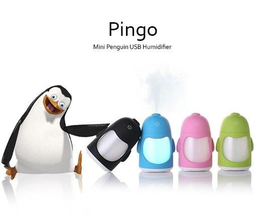 دستگاه بخور سرد طرح پنگوئن