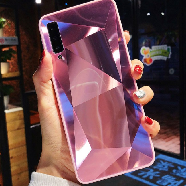 قاب گوشی الماسی diamond case samsung galaxy A20 |