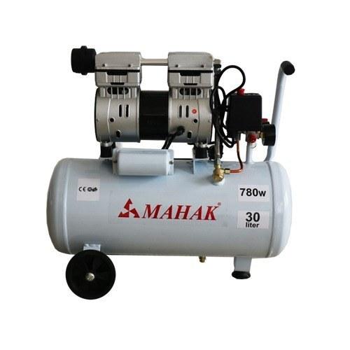تصویر کمپرسور بدون روغن ۳۰ لیتری محک HSU750-30L