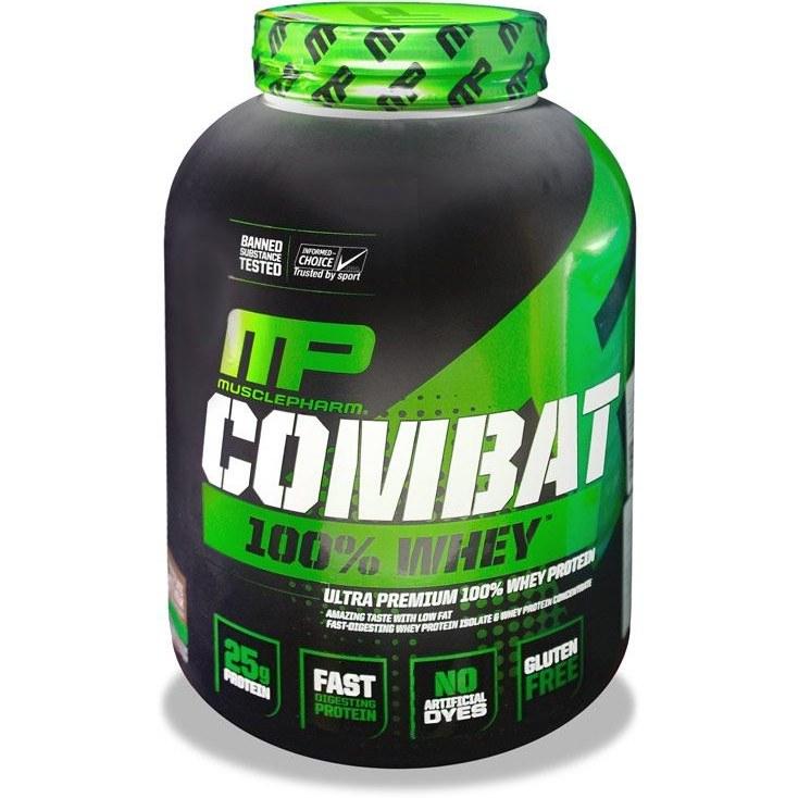 پروتئین وی 100% کامبت Whey MP Combat