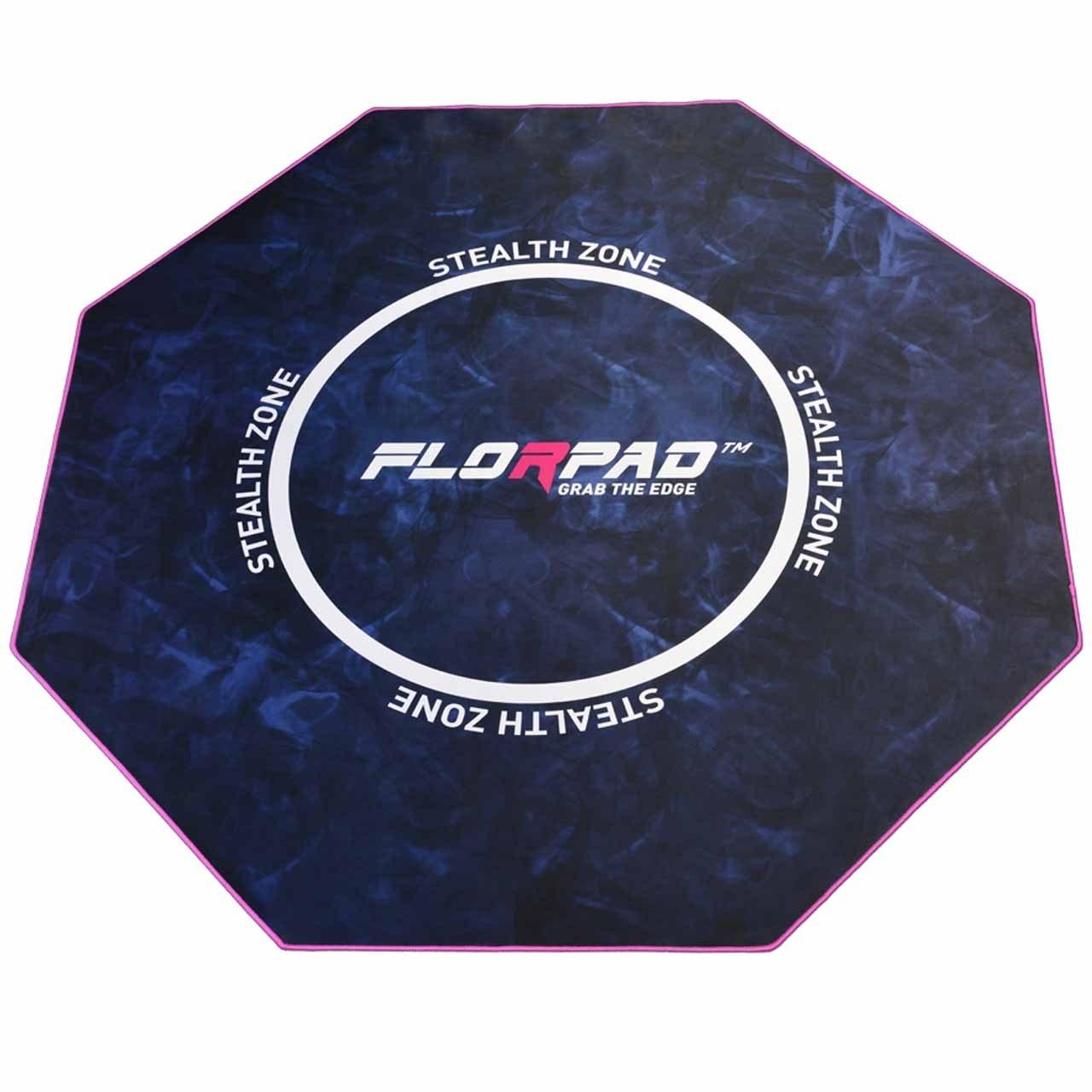 تصویر پد صندلی گیمینگ فلورپد طرح  FlorPad Stealth Zone