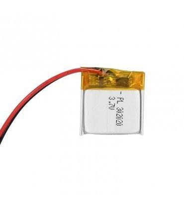 باتری لیتیوم پلیمر 3.7 ولت با ظرفیت 200mAh