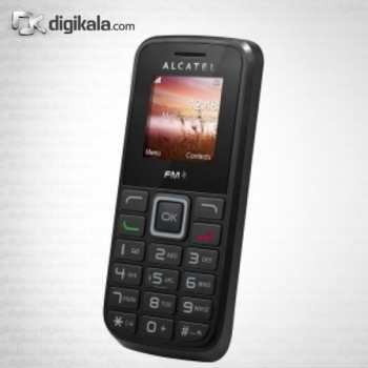 عکس گوشی آلکاتل وان تاچ 1011D | ظرفیت 4 مگابایت Alcatel OneTouch 1011D | 4MB گوشی-الکاتل-وان-تاچ-1011d-ظرفیت-4-مگابایت